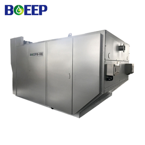 High Strength And Capability Belt Type Filter Press for Wastewater Sludge Dewatering