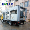 Mobile Urban Sewage Treatment Sludge Dewatering System