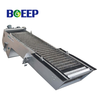 Automatic Multi Rake Fine Bar Screen for Wastewater Treatment Plant