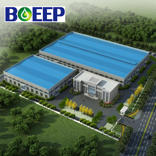 Good news! BOEEP New Plant Construction Plan Officially Started!