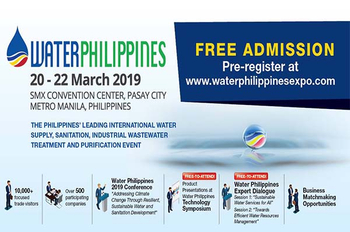 Excursions during Water Philippines 2019